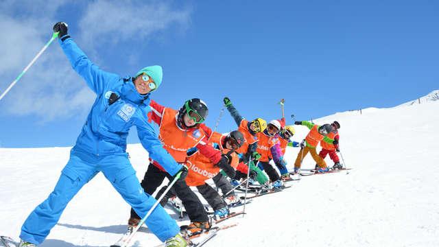 Cours de ski et de snowboard - Ecole de ski & snowboard Européenne