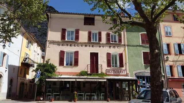 Hôtel du Roc