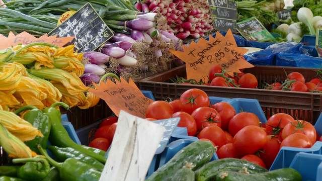 Breil-sur-Roya Local Market