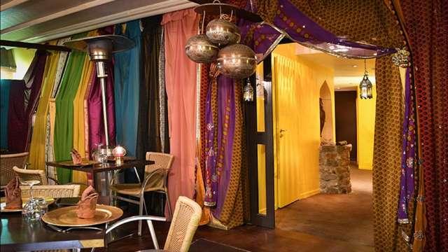 Restaurant Le Taj
