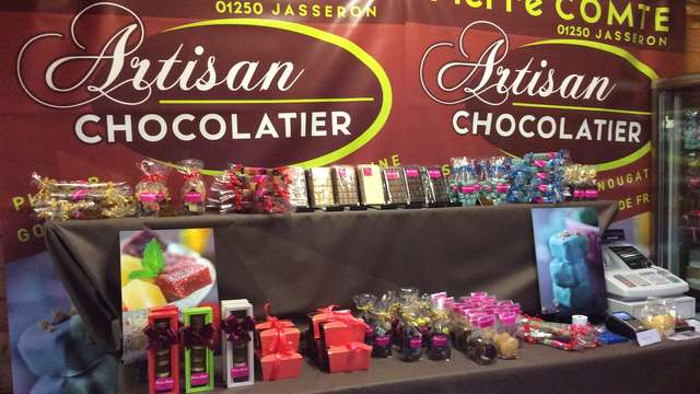 Chocolaterie Comte