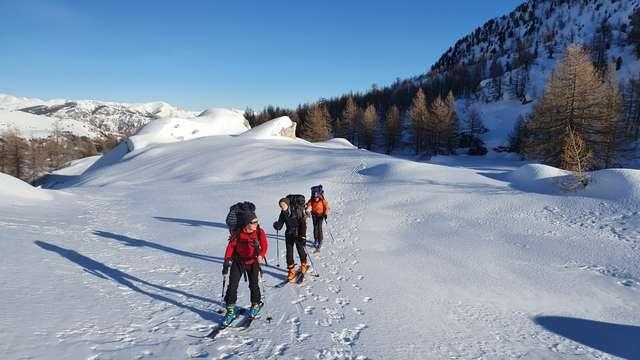 Guide Montagne Yann Bonneville