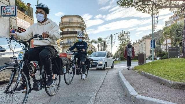 Vélos en libre service & vélorues