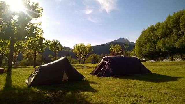 Camping municipal La Virette