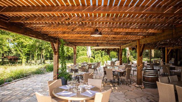 Le Jacques Restaurant (Golf de la Bresse)