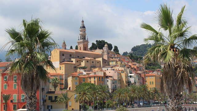 Da Mentone a Roquebrune Cap Martin attraverso il sentiero Le Corbusier