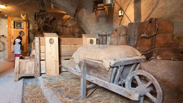 Journées européennes du patrimoine - Musée l'Arche d'Oé