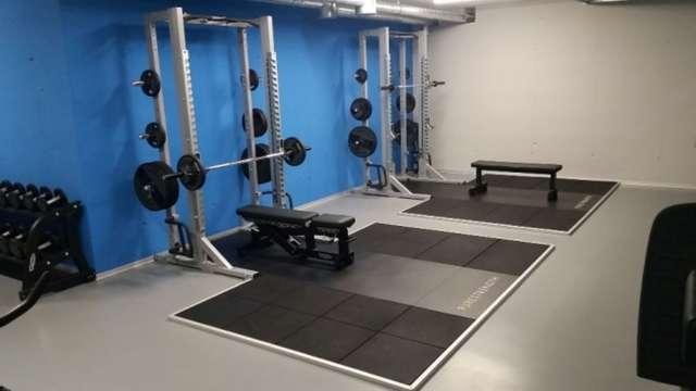 Halle der Stärke - Verbier Sportzentrum