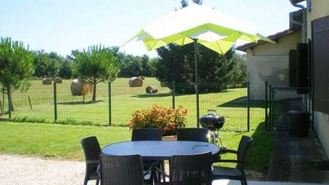 Maison golf & hippodrome