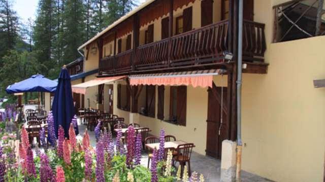 Restaurant Les Mélèzes