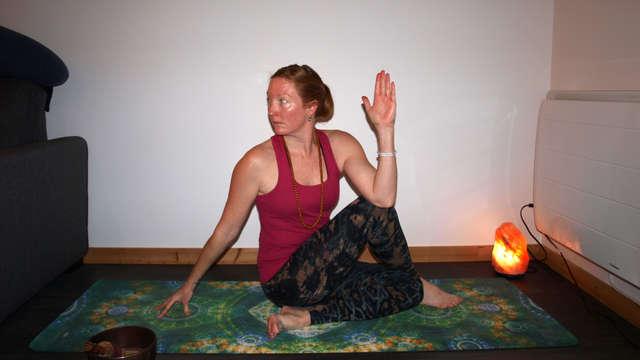 Julia Chargé - Renaissance Yoga et massages de bien être