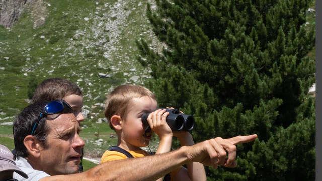 Rallye photo - Atelier nature du Parc National de la Vanoise