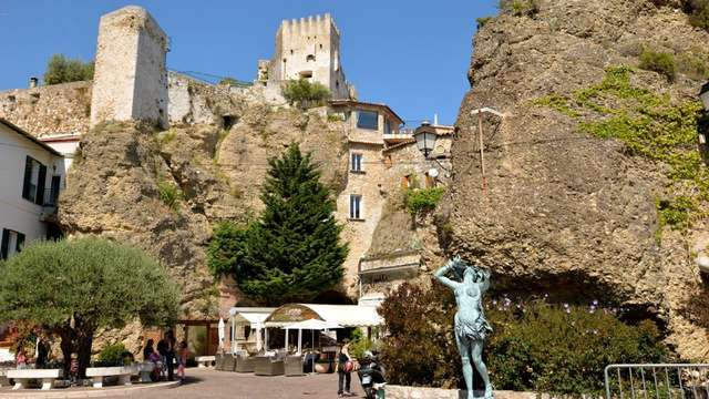 Ristorante La Grotte et l'Olivier