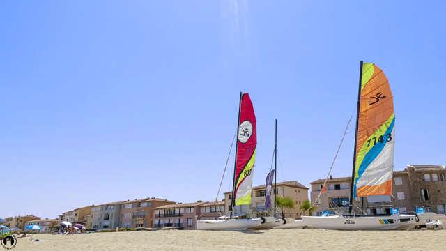 Strand von Port Grimaud 1