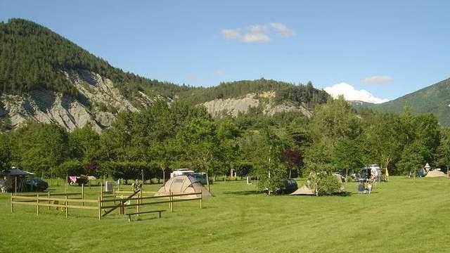 Aire naturelle de camping l'Issole