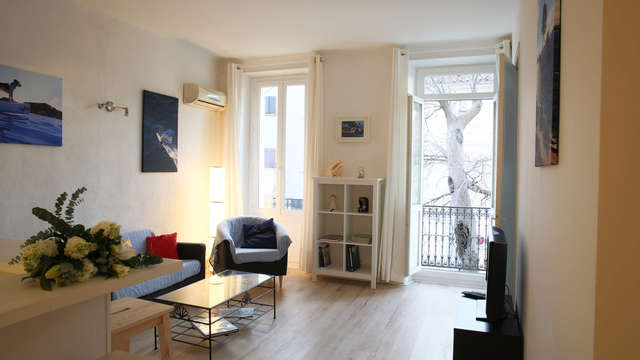 Herr DE MONTBARBON Jérôme - Wohnung