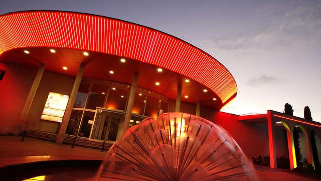 Grand casino d'Annemasse - fermé