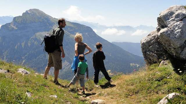 Aventure insolite en famille en Chartreuse