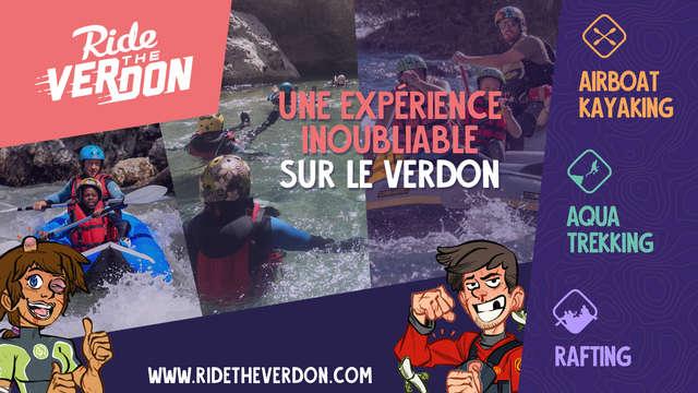 Ride the Verdon