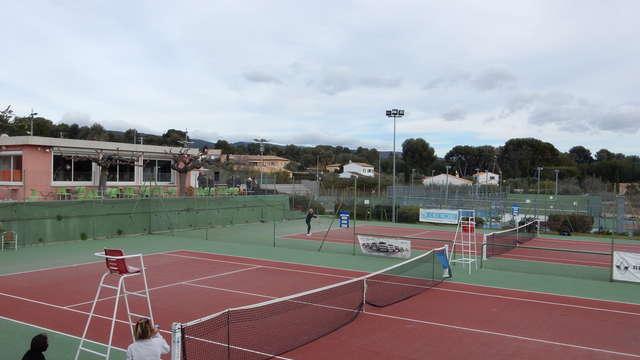 Location de court de tennis et de Padel
