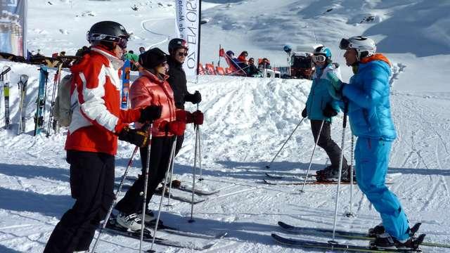 Ecole de ski Active