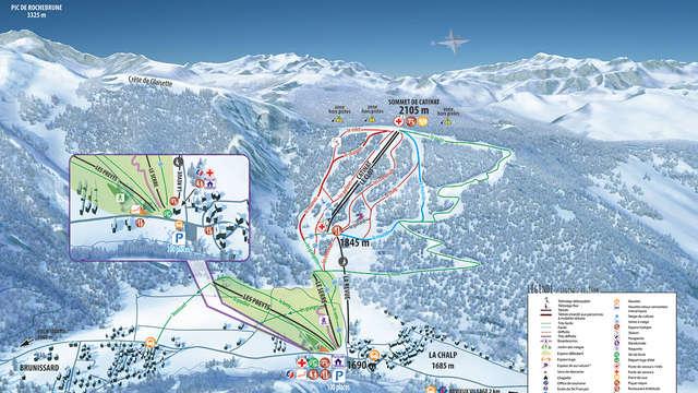 Domaine alpin d'Arvieux