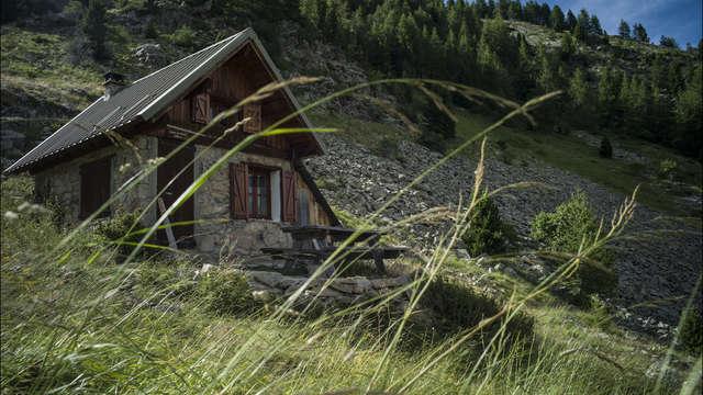 Cabane de Chabaud-Joyeux