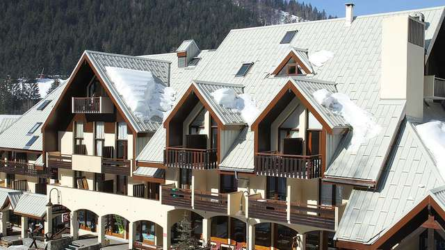 Ski Loc Oz - Les Pistes