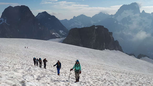 Alpinisme - Guides Esprit Montagne