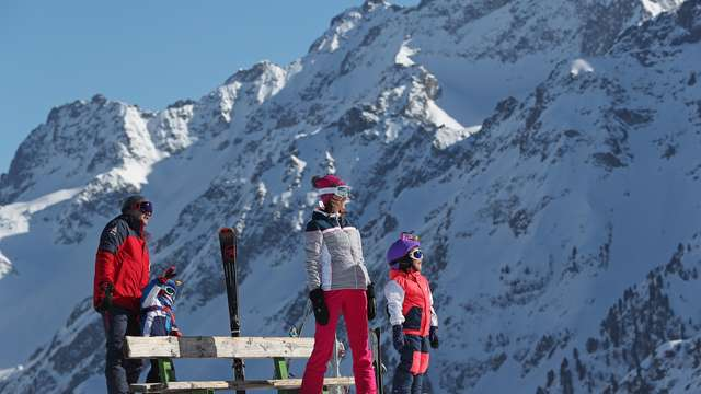 Le Collet Ski area - information and rates