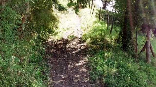 Randonnée Le Trouillet - Le Villard