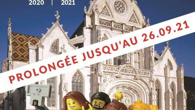 Exposition LEGO « Ma région en briques »