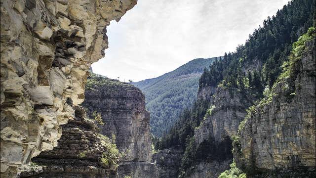 Les Gorges de Saint-Pierre - Congerman - Chabanal