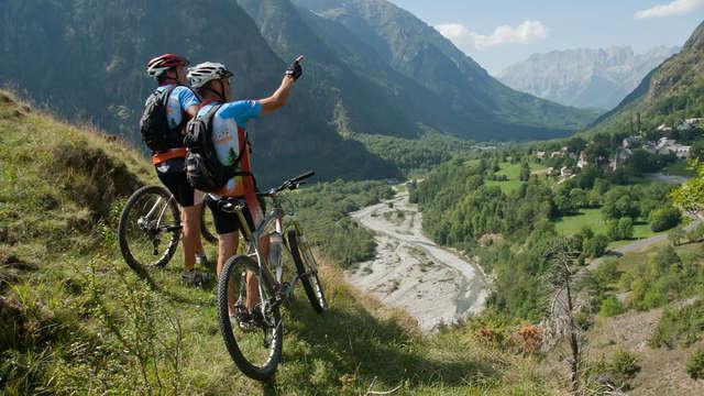 Tour de la Valgaude VTT