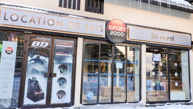 Boîte à Skis - Sport 2000
