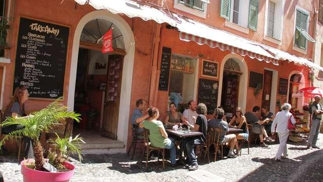 Restaurant et Epicerie