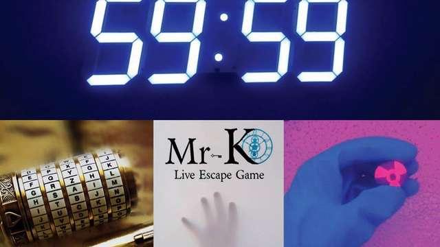 Mr K Escape Game