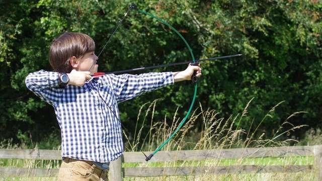 Archery at the Fondation Domus