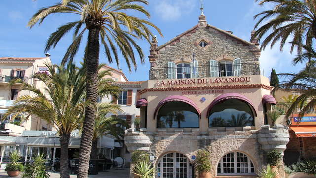 Office de Tourisme du Lavandou