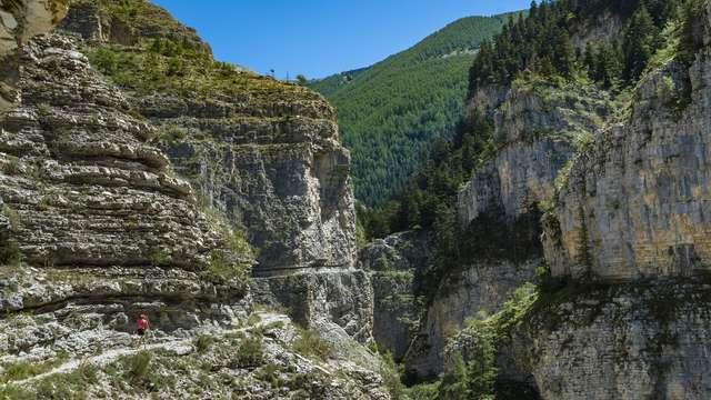 Gorges de Saint-Pierre - Congerman - Le Couguyon