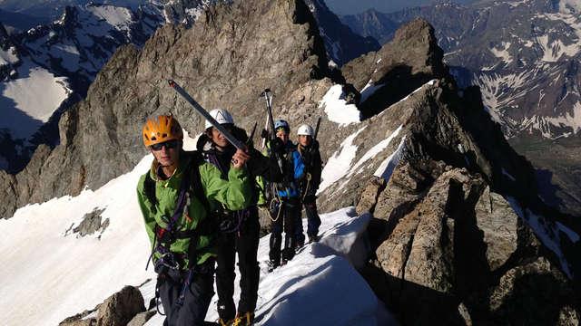 Alpinisme - Bureau des Guides Champsaur Valgaudemar