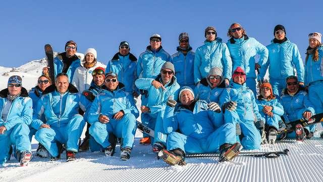 Ecole de Ski Internationale d'Orcières Merlette 1850