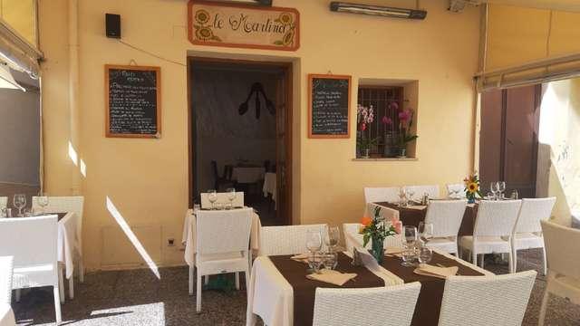 Restaurant Le Martina