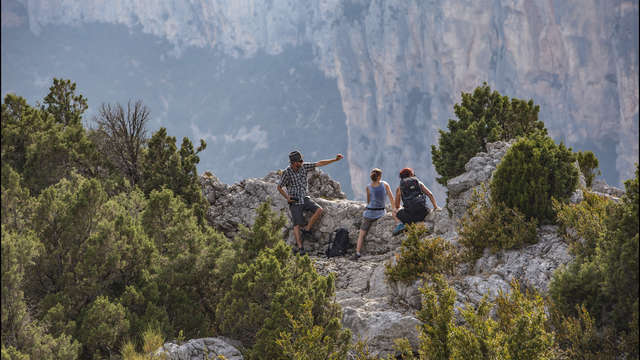 Verdon Nature - Accompagnateur en montagne