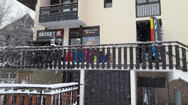 Ski Tonic - Ski Set