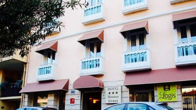 Hôtel Menton Riviera
