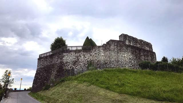 Bourg de Haute Bonne