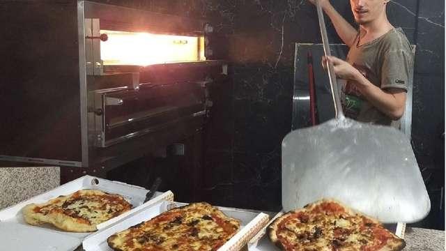 Restaurant La Petite Pizzeria de Saorge la Pitchouly