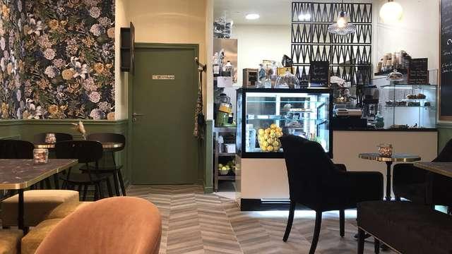Restaurant Edwige Coffee