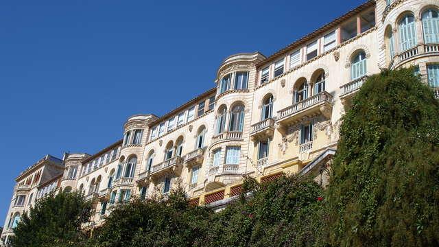 Visite du Riviera Palace et du foyer du Poilu